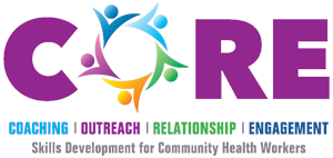Community Health and Frontline Workers logo